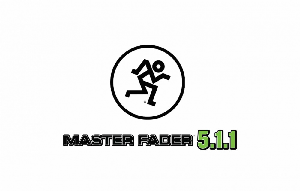Приложение Master Fader – версия 5.1.1. для MacOS, Windows, iOS и Android